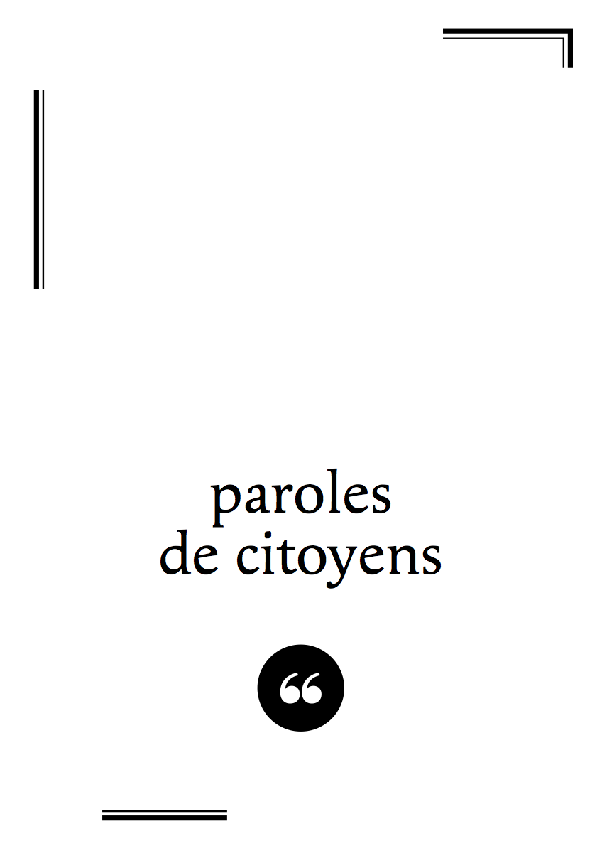 Paroles de citoyens